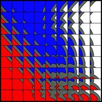 Mosaik 19 von michel BUGAUD