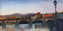 Ponte Santa Trinita by Leah Wiedemer