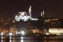 Suleymaniye Mosque by Evren Kalinbacak
