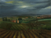 Tuscan Storm by Leah Wiedemer
