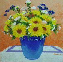POMMERY  FLOWERS - COTE D' AZUR by ROBERT ROHRICH