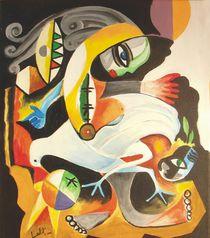 Semi abstract von Lalit Kumar Jain