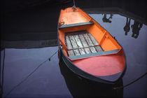 Boat and Figures von David Halperin