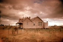 Outback Farmhouse by David Halperin