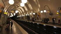métro, boulot, dodo by Milena Zindovic