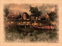 Viking Village by Samulis Augustus