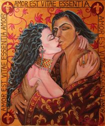 """""""LE BAISER""""  by Amy Polling"""