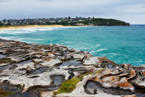 Sydney beach by janna-bantan