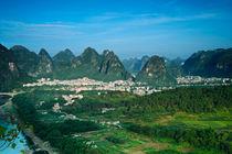 Yangshuo by Alexey Galyzin