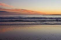 Tasmanian sunrise by janna-bantan