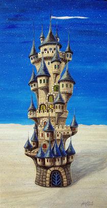 Turm der 21 Zinnen by Hans-Georg Fischenich