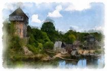 Woortman-w-medieval3aquarell