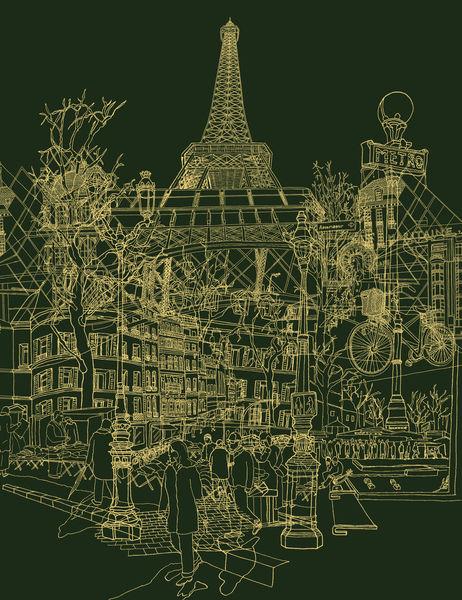 Paris-olive