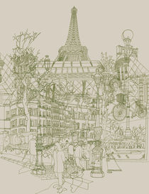 Paris! Musty by David Bushell