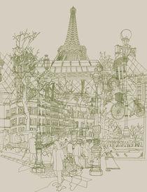 Paris! Musty von David Bushell