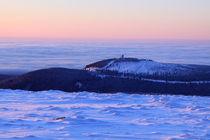 Winterlandschaft am Brocken im Harz 08 von Karina Baumgart