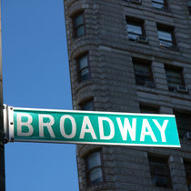 NYC: Broadway by Nina Papiorek