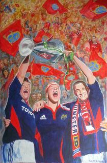 Munster rugby, heiniken cup, 2008 von Tomas O'Maoldomhnaigh