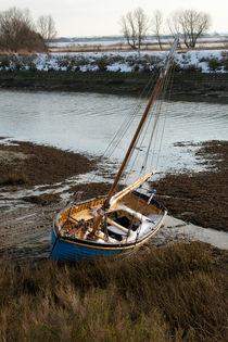 Sail Boat von George Kay