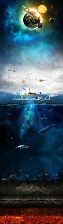 The Magical World von Unique Creativity