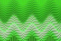 Muster in grün von tinadefortunata