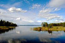 Blick zum See von tinadefortunata