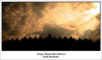 Candi Borobudur by Fariz Budiman