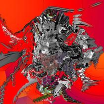 Jammed by Helmut Licht