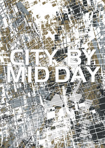 City by Midday by Simon Pedersen