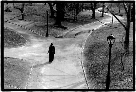 Alone-in-c-park