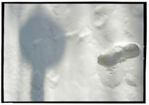 Foot print by Simon Pedersen