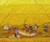 Harvest 1 von Sunarto Srimartha