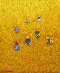 Harvest 8 by Sunarto Srimartha