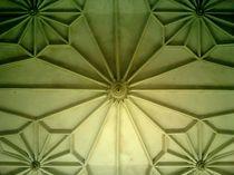 green ceiling structures von Oliver Metz