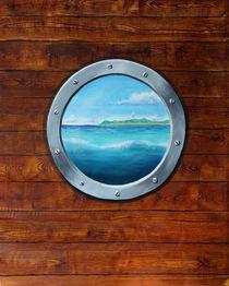 Porthole von Barbara Marcus