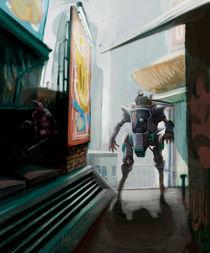"""Future Stealth von Manuel """"lolo"""" Guzman"""