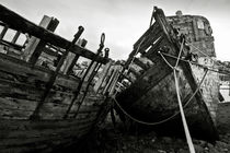 Old abandoned ships von RicardMN Photography