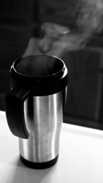 Coffee Steam von Tyler Fortier