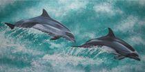 SEA – Dolphins von Jarmila Matyasova