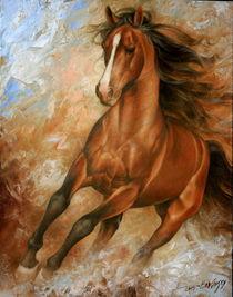 Horse by Arthur Braginsky