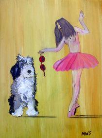 Beauty and the Beast by Mark Shearman