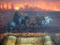 The Four Horsemen von Stephen hanson