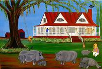 Casa de Campo by Mark Shearman