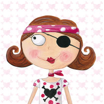 Pink Pirates® Piratin Lotta by Gosia Kollek