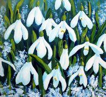 Frühlingsboten II von Karin Müller