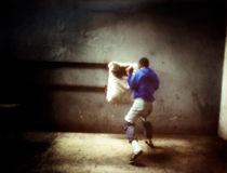 Emilios fight by Henk Bleeker