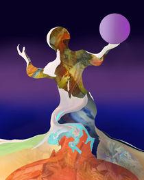 Atmo's Sphere von Helmut Licht