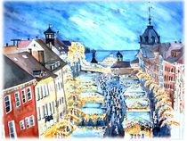 Konstanzer Weihnachtsmarkt  von Christine  Hamm