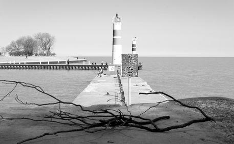 On-the-lake-shore
