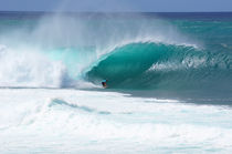 Banzai Pipeline Pro North Shore Hawaii by Kevin W.  Smith